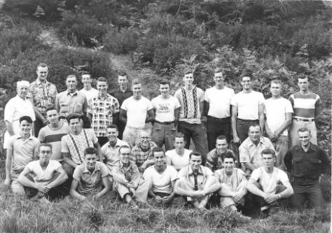 &#34;Deception Creek BRC Camp - 1952&#34;<br&gt;243