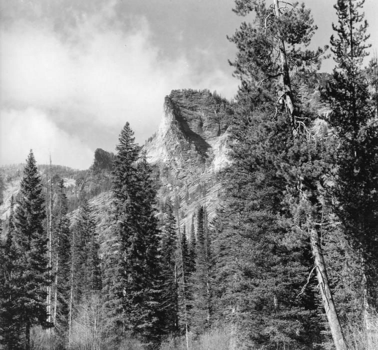 Blodgett Canyon<br />Blodgett Canyon, Swan, K. D., 1927