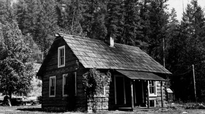 Bear Creek Ranger Station, Selway National Forest<br />Bear Creek Ranger Station, Selway National Forest, Photographer Unknown, 1936