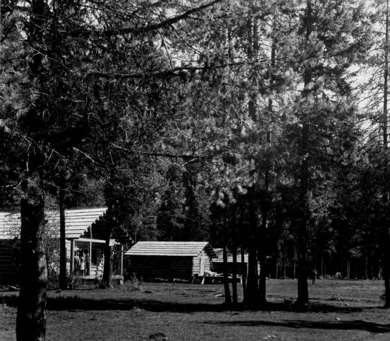 Powell Ranger Station<br />Powell Ranger Station, Swan, K. D., 1933
