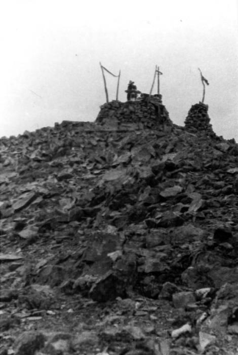 Salmon Mountain Lookout<br />Salmon Mountain Lookout, Flint, Howard, 1922-08-08