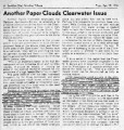 Another Paper Clouds Clearwater Issue