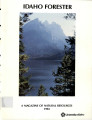 The Idaho Forester - 1994 (Vol. 75)
