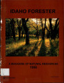 The Idaho Forester - 1995 (Vol. 76)