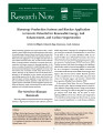 Bioenergy Production Systems and Biochar Application in Forests: Potential for Renewable Energy, Soil Enhancement, and...