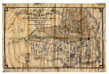 Maps of the Coeur d'Alene mining region, 1899 &  1909; Couer D'Alene Mining Region