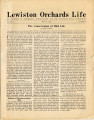 Lewiston Orchards Life, 1913 March