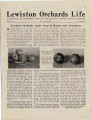 Lewiston Orchards Life, 1913 November
