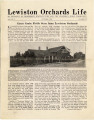 Lewiston Orchards Life, 1913 October