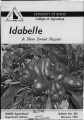 Idabelle: a new sweet pepper