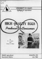 High quality eggs: producer to consumer