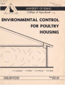 Environmental control for poultry housing