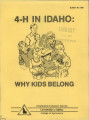 4-H in Idaho: why kids belong
