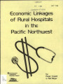Economic Linkages of Rural Hospitals in the Pacific Northwest