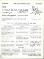 1973 cattle flies and lice controls for Idaho dairymen