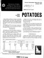 Idaho fertilizer guide: potatoes