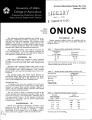 Idaho fertilizer guide: onions