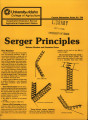 Serger principles