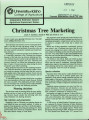 Christmas tree marketing