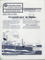 Groundwater in Idaho