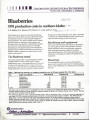 Blueberries: 1991 production costs in northern Idaho