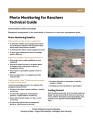 Photo Monitoring for Ranchers Technical Guide