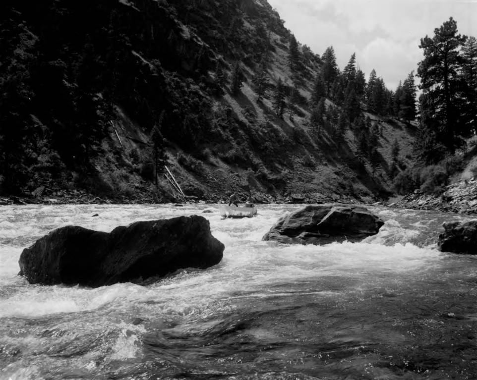 item thumbnail for Work crew on Middle Fork of Salmon River