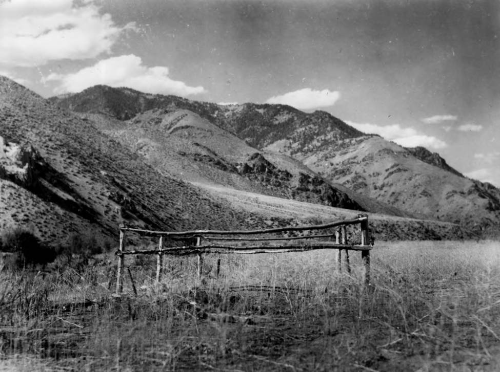 item thumbnail for Graves at Mormon Ranch on Middle Fork of the Salmon River