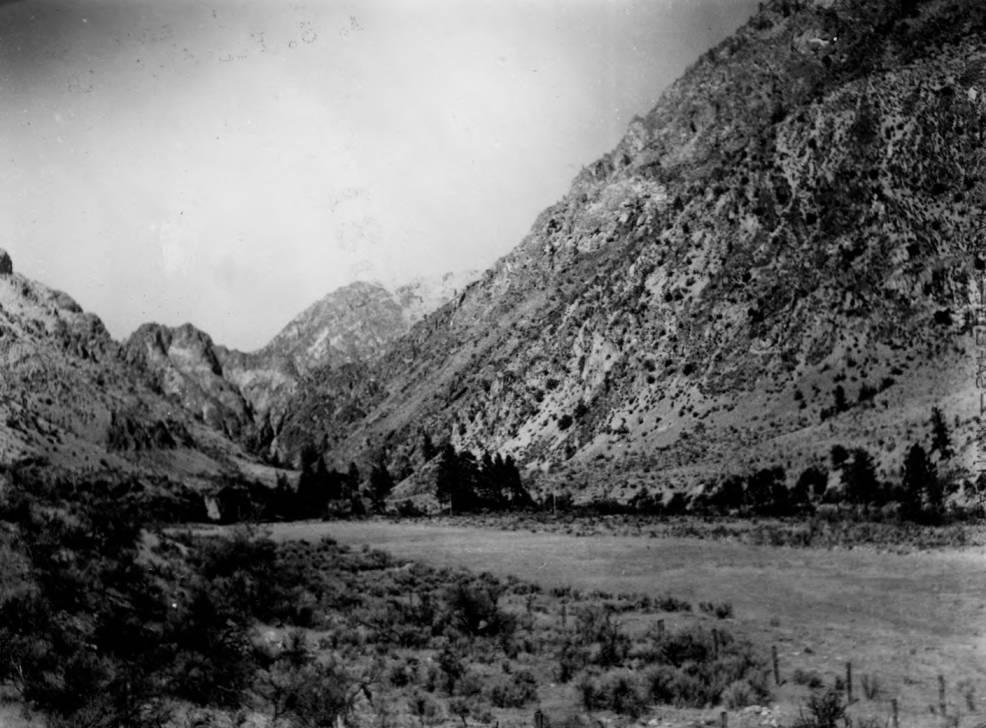 item thumbnail for Bisnard [Bernard] Creek Landing Field, below Candall Ranch