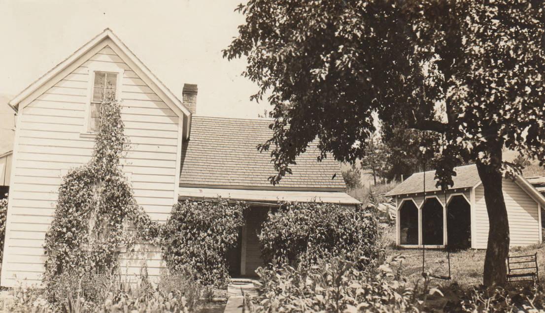 item thumbnail for New Homer house, Kooskia, Idaho