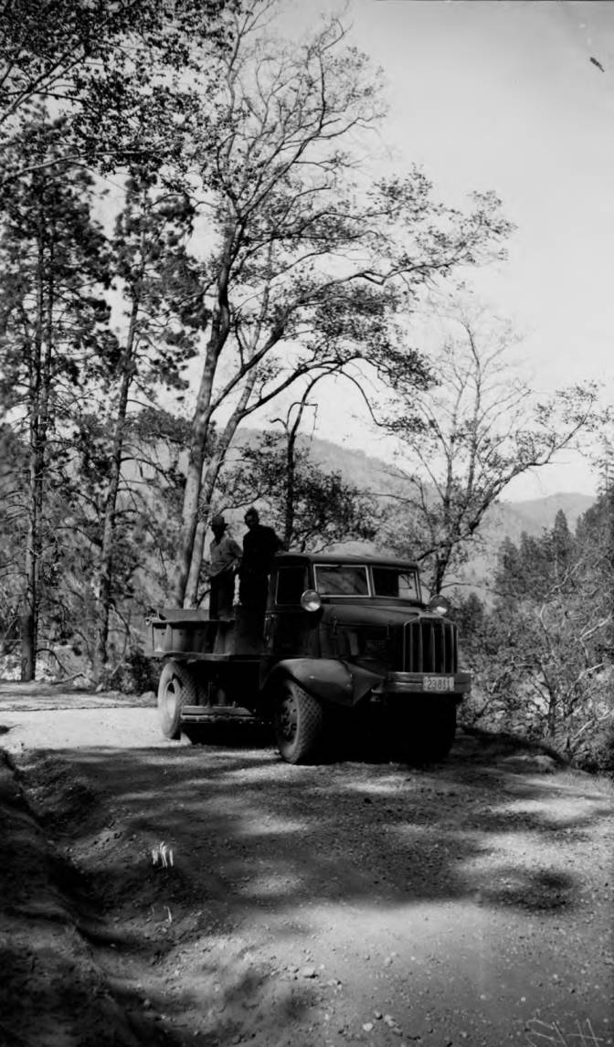 item thumbnail for Wolter Truck maintain Salmon River Road after construction