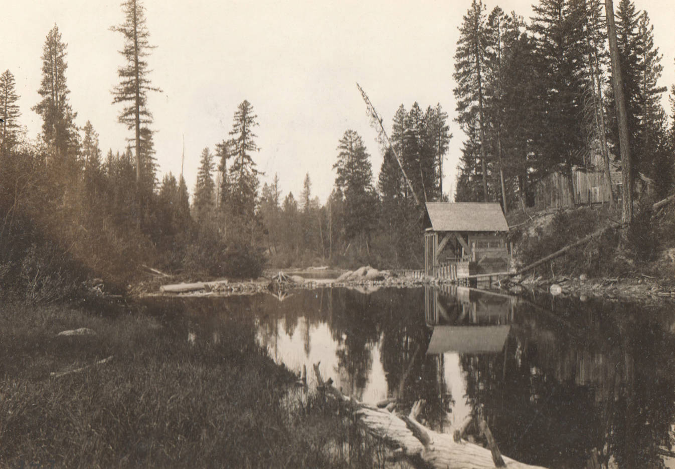 item thumbnail for Outlet to Payette Lake