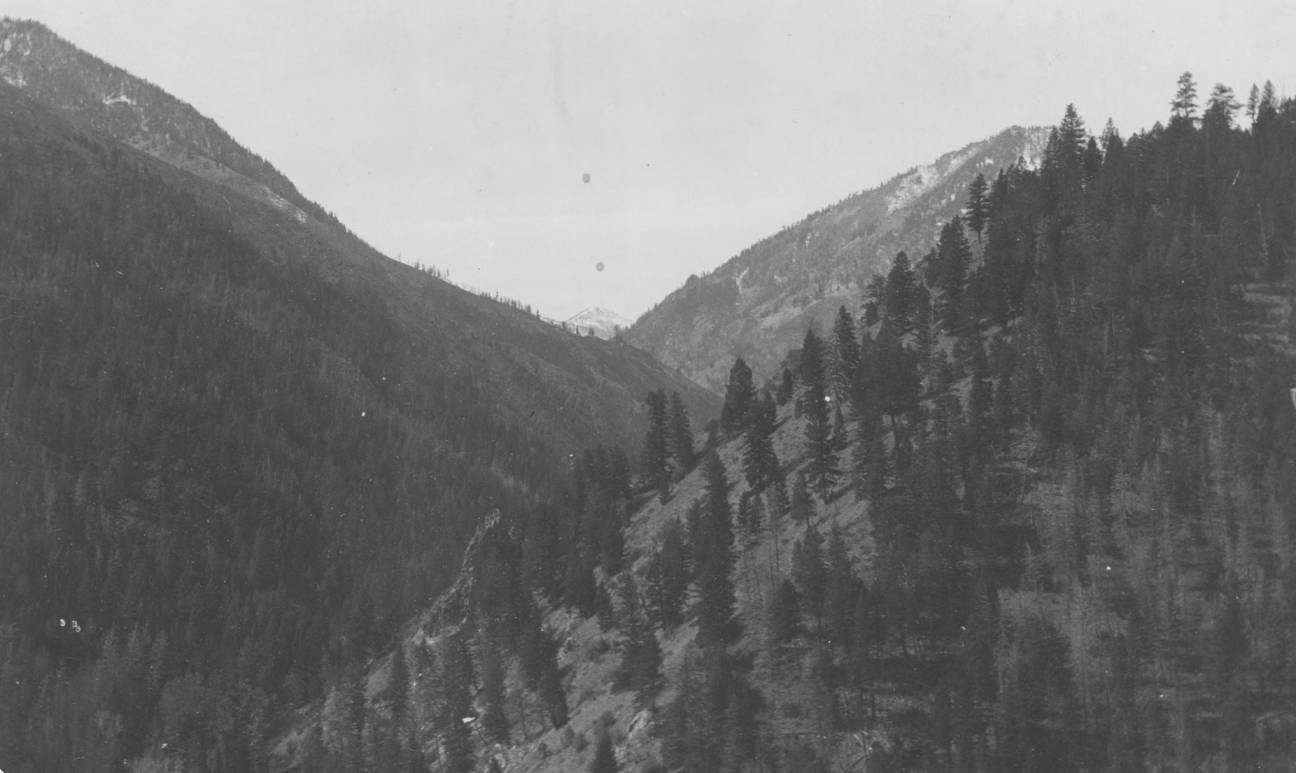 item thumbnail for Snowslide Creek canyon