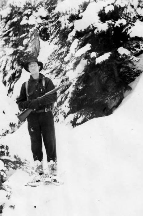 item thumbnail for Jack Godwin, cooperative trapper