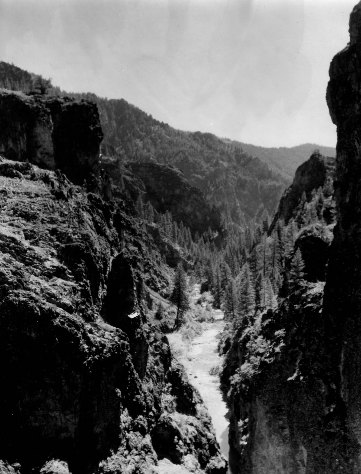 item thumbnail for Marble Creek in Payette National Forest