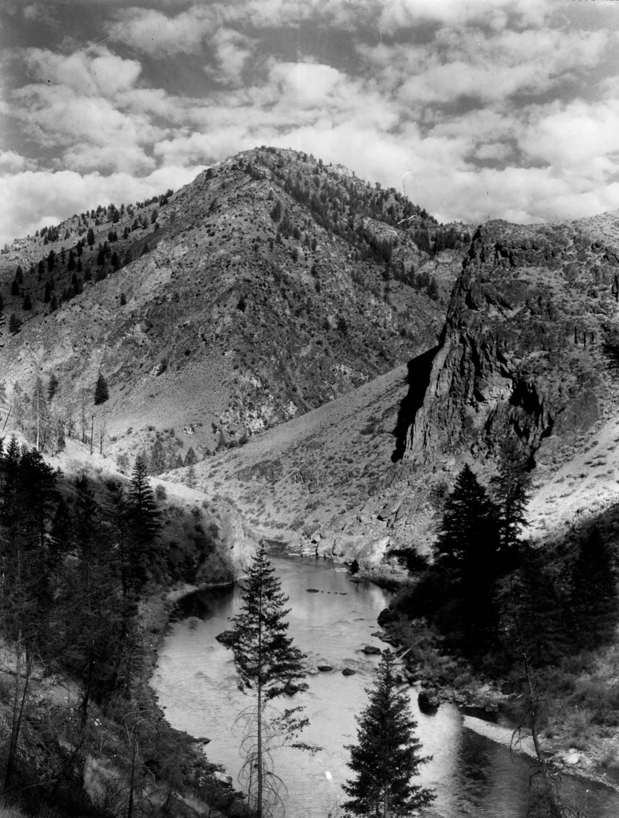 item thumbnail for Middle Fork of Salmon River, Idaho Primitive Area