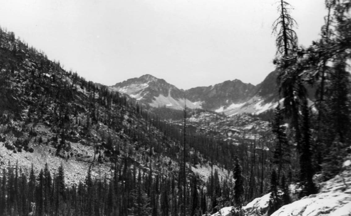 item thumbnail for Sawtooth Mountains, Boise National Forest