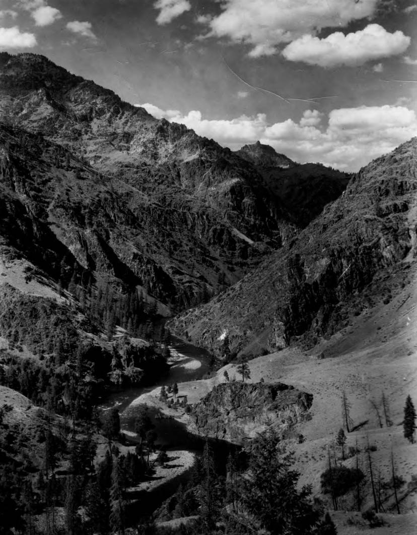 item thumbnail for Middle Fork of the Salmon River, canyon