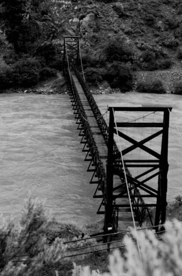 item thumbnail for Stoddard Trail Bridge over Salmon River
