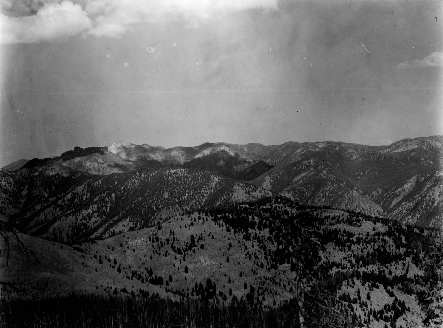 item thumbnail for View from Lightning Peak