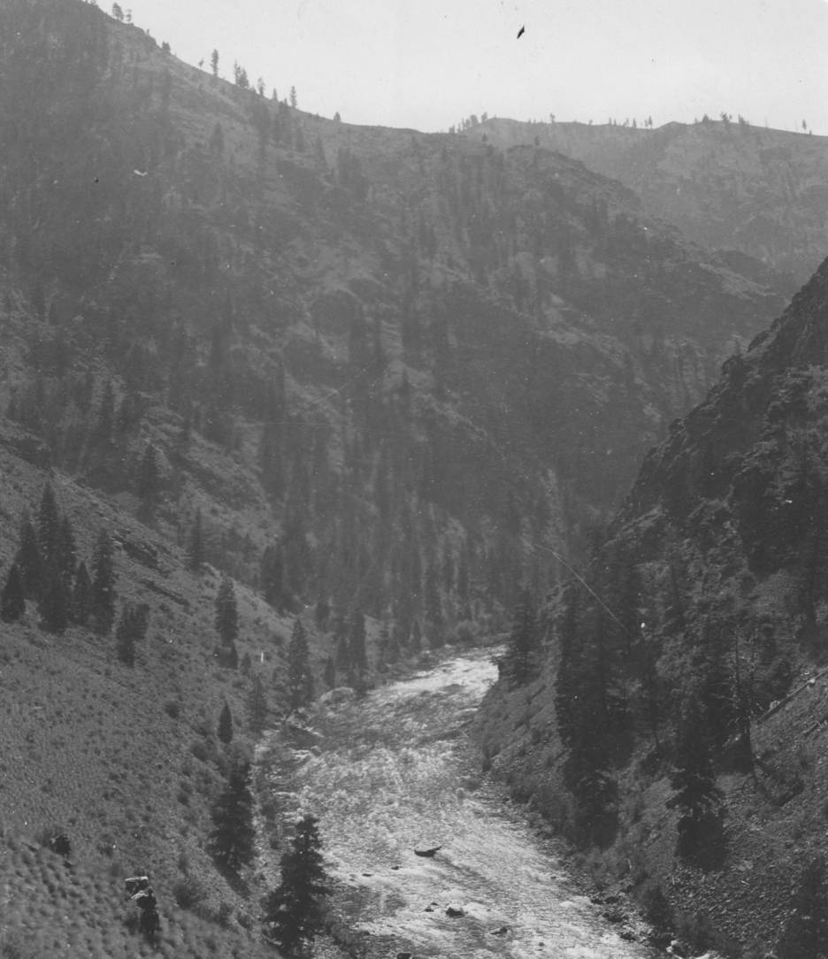 item thumbnail for Middle Fork Canyon at Grouse Creek