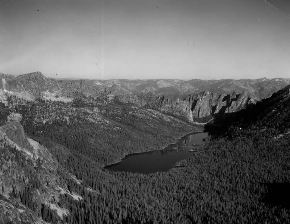 item thumbnail for Ship Island Lake in Salmon River Mountains