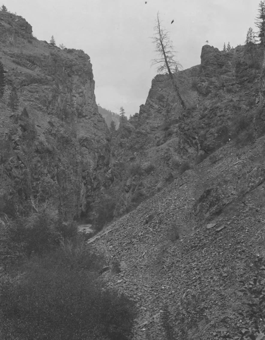 item thumbnail for Marble Creek canyon