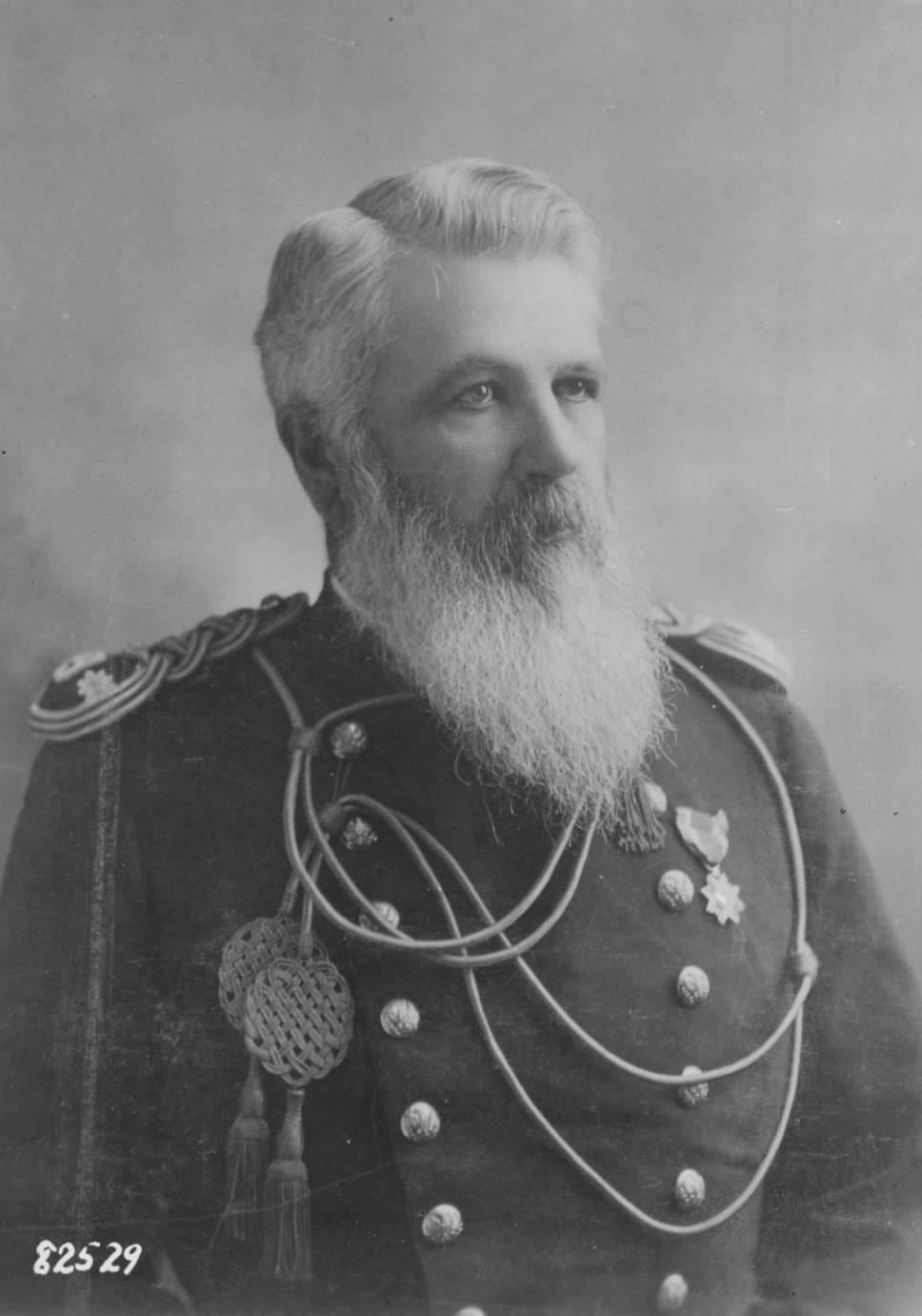 item thumbnail for Reuben F. Bernard, Brigadier General