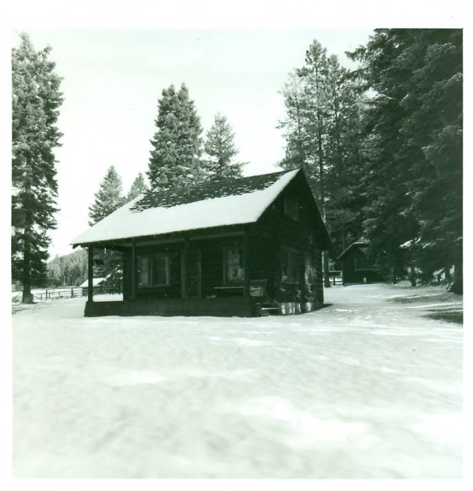 item thumbnail for Moose Creek Ranger Station, ranger's residence