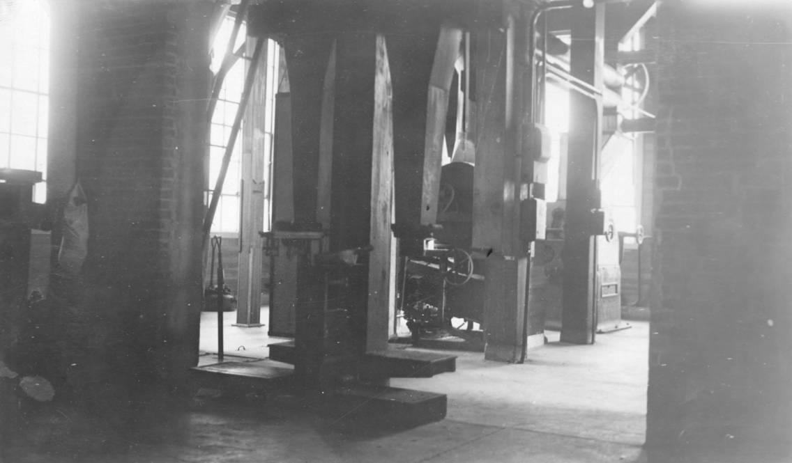 item thumbnail for Mixing station warehouse interior