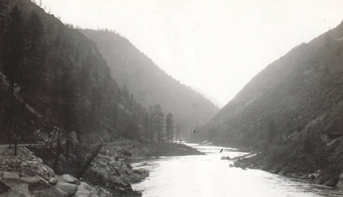 item thumbnail for Salmon River above French Creek