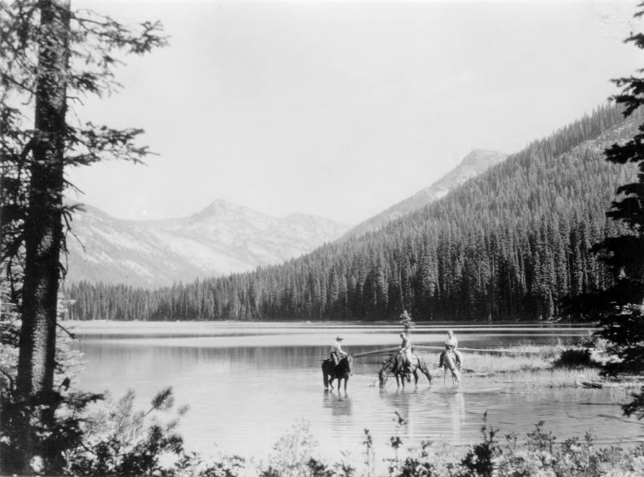item thumbnail for Big Sand Lake, Lolo National Forest