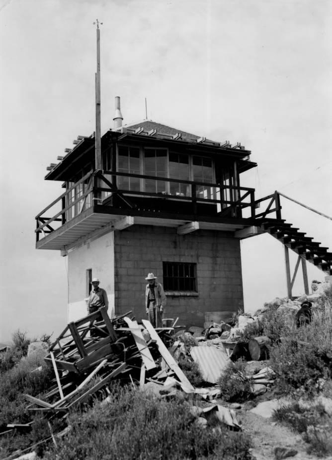 item thumbnail for Pilot Peak Lookout