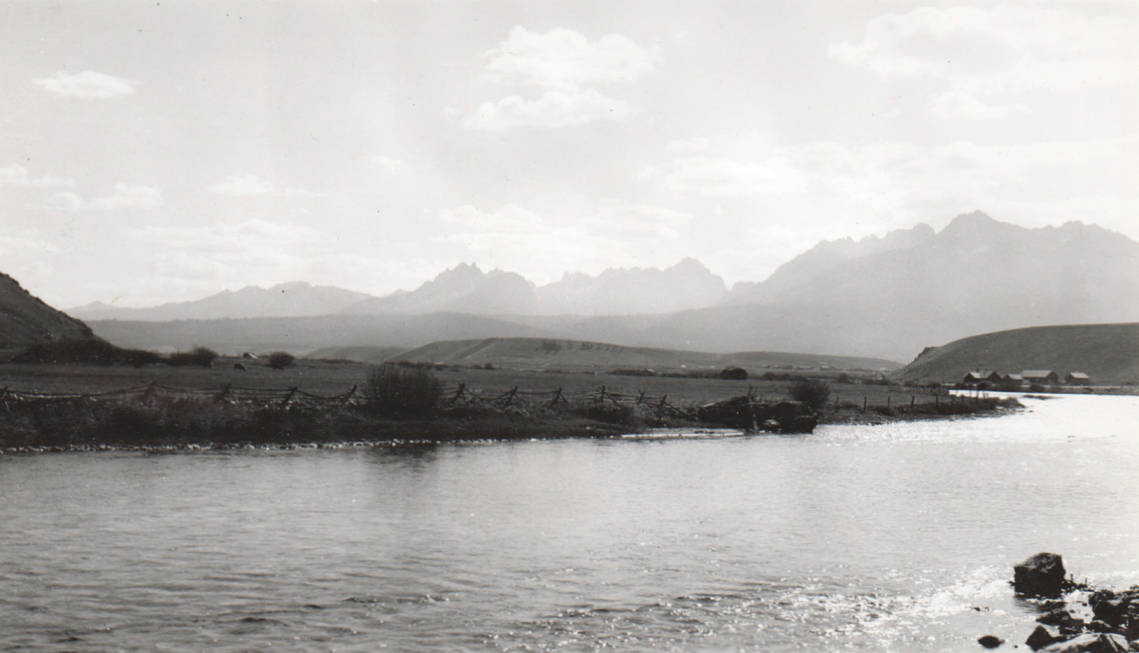 item thumbnail for Lower Stanley Basin and Salmon River